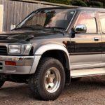 Toyota 3L Hilux Motor Технические характеристики