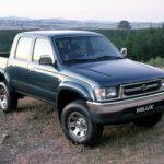 Toyota Pickup 1989 года Технические характеристики