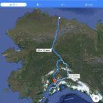 Требования к снежным шинам для Анкориджа, Аляска