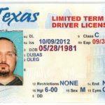 Требования к водительскому удостоверению Texas Class A