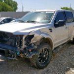 Установка ремня безопасности в Ford F150