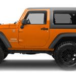 Устранение неисправностей двигателя Jeep Wrangler
