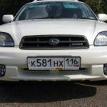 Устранение неполадок Subaru Legacy передних фар