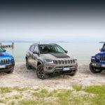 В чем разница в моделях Jeep?