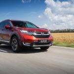 В чем смысл Honda CRV?
