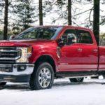 Вес бортового грузовика Ford F550