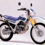 Yamaha 225 3-Wheeler Технические характеристики