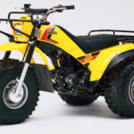 Yamaha YT125 Технические характеристики