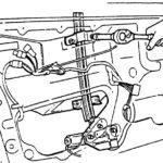 Замена стеклоподъемников Mazda